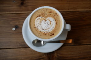 good up coffee カフェラテ